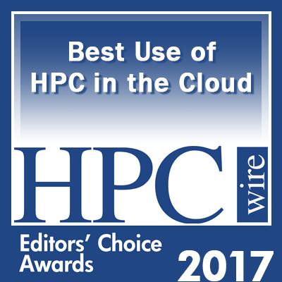 2017 HPCwire Editor Choice Award