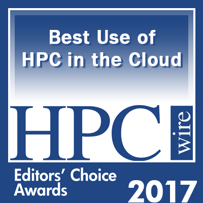 2017 HPCwire Editor Choice Award