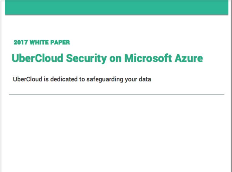 Cloud HPC Security on Azure