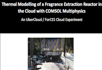 COMSOL Multiphysics Cloud