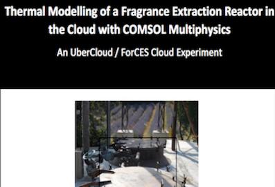 COMSOL Multiphysics Cloud