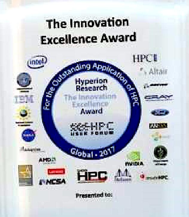 Hyperion Innovation Award
