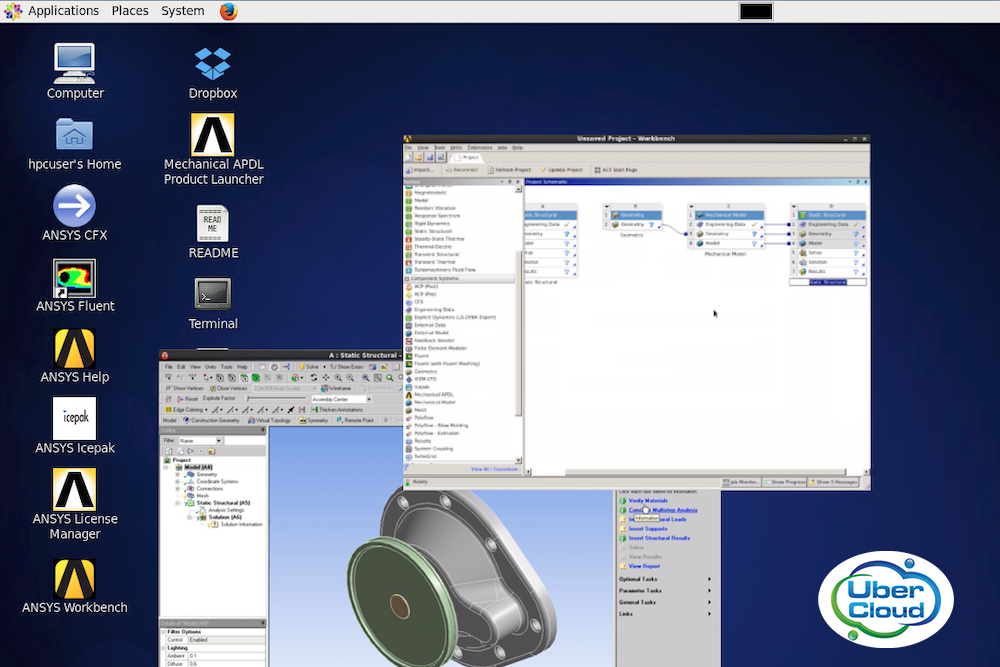ANSYS-ubercloud-desktop