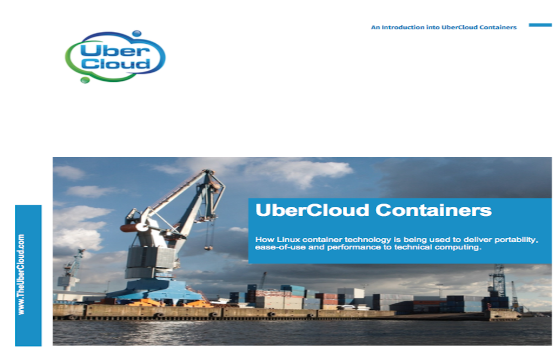 UberCloud HPC Containers